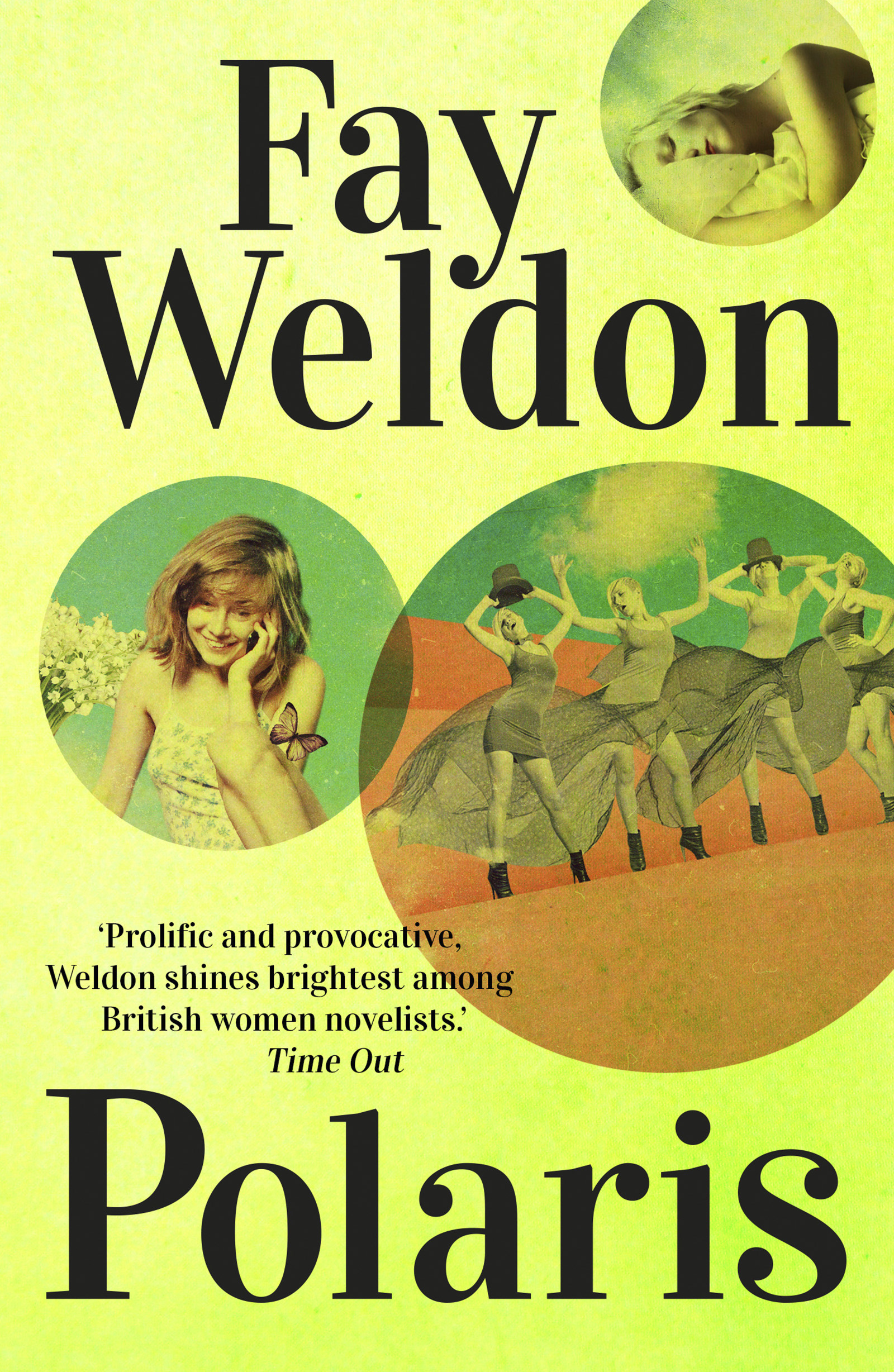 the works of fay weldon a time of prosperous change