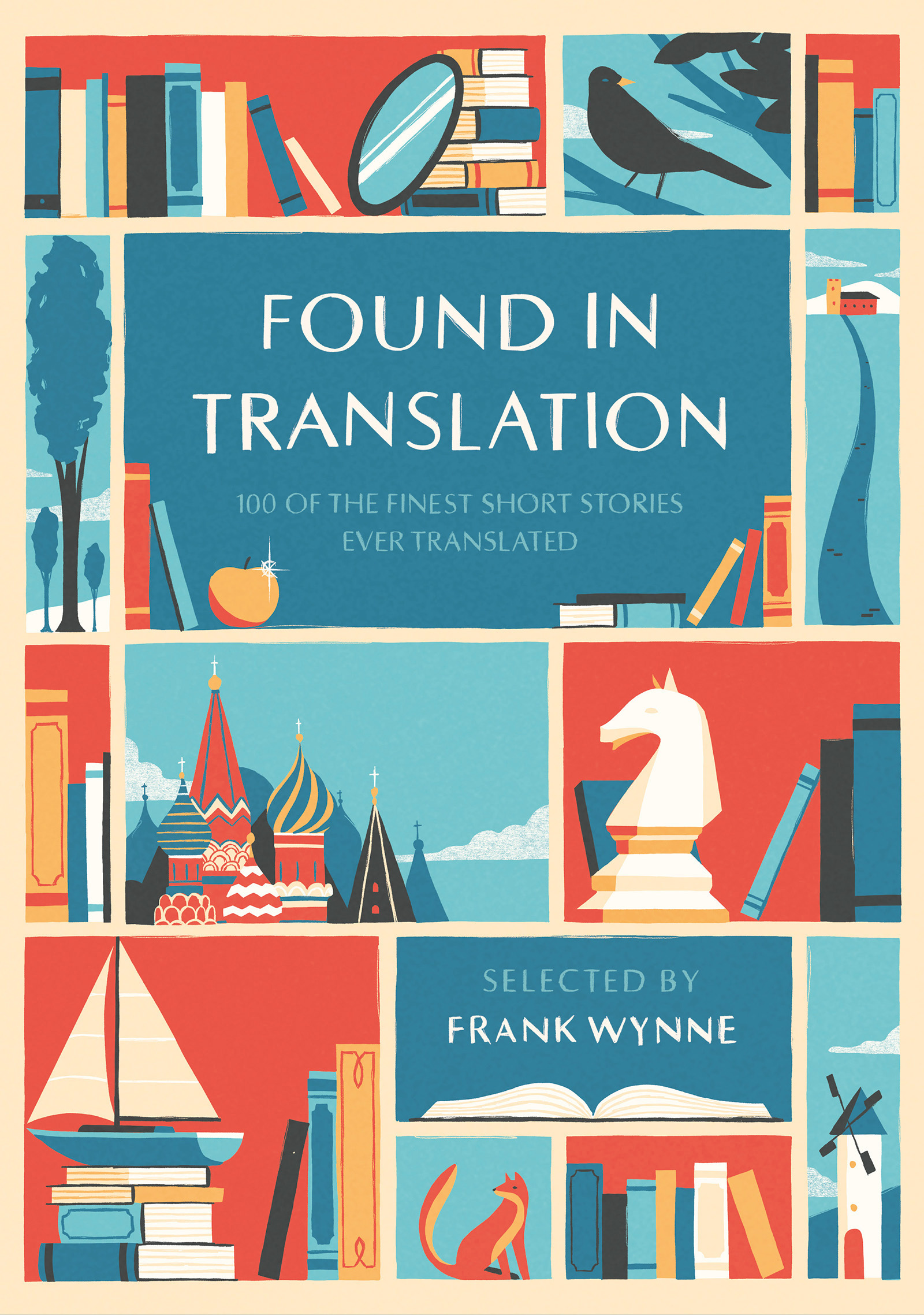 Image result for Found in Translation by Frank Wynne